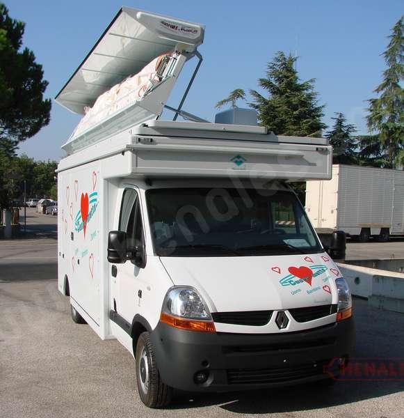 toldos automatizados para furgonetas carrocer as henales